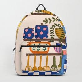 Kitchen Shelf Backpack