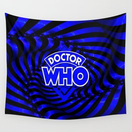 doctor who dimension Wall Tapestry
