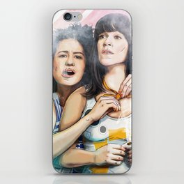 These Are The Broads You Are Looking For iPhone Skin