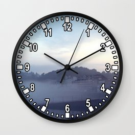 Oban, When the Morning Comes Wall Clock