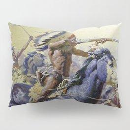 "William Leigh Western Art ""Custer's Last Stand"" Pillow Sham"