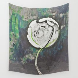 Golden Rose Acrylic Icey Green Mint Chocolate Chip Wall Tapestry