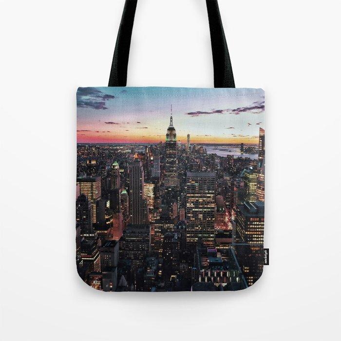 NY CITY Tote Bag
