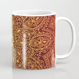 Firey Mandala Coffee Mug