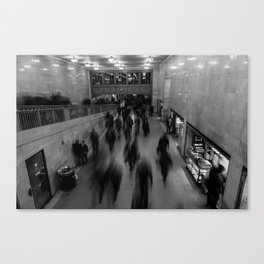 9 to 5 ghosts  Canvas Print