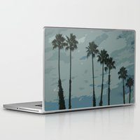 palms Laptop & iPad Skins featuring Palms by Amanda Bates