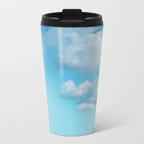 Arriving Metal Travel Mug