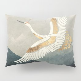 Elegant Flight Pillow Sham