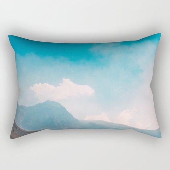 I'm alive Rectangular Pillow