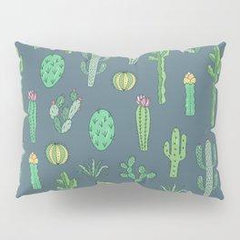 Cactus Pattern II Pillow Sham