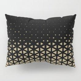 Triangles Ramp Pillow Sham