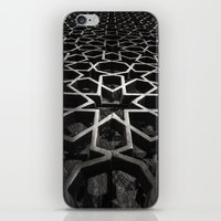 architect iPhone & iPod Skins featuring Moroccan Architect by sohailchouhan