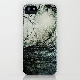 Bleak Winter iPhone Case
