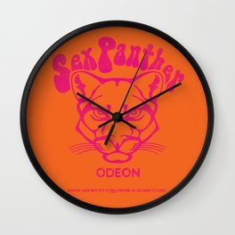ANCHORMAN - Sex Panther  Wall Clock