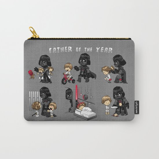 Father of the Year Carry-All Pouch