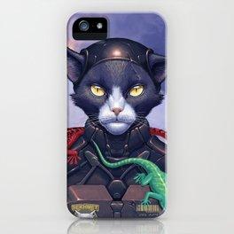 Colonel Moritz iPhone Case
