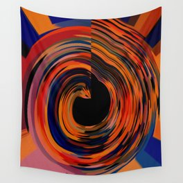 Color Rotator Wall Tapestry