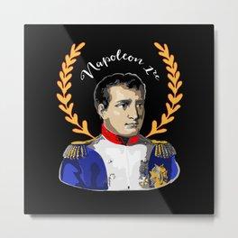 Napoleon 1er Metal Print