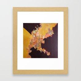 From Dark Framed Art Print