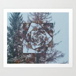 """flower"" Art Print"