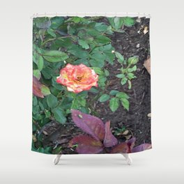 Pink Flower #1 Shower Curtain