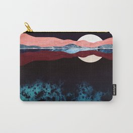 Night Sky Reflection Carry-All Pouch