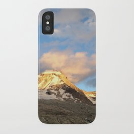 Gran Paradiso, Valsavarenche, Itlay iPhone Case