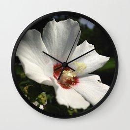 Summer Blessings Wall Clock