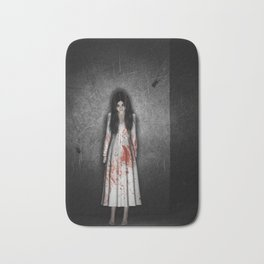 The dark cellar Bath Mat