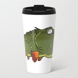 Depressed fish Travel Mug