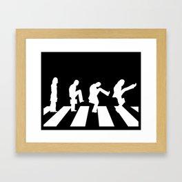 The Scousers Framed Art Print