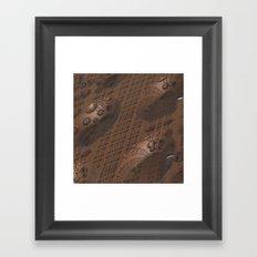 Fractal Abstract 56 Framed Art Print