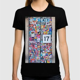 The Secret behind the Door Number 17 of Catania - Sicily T-shirt