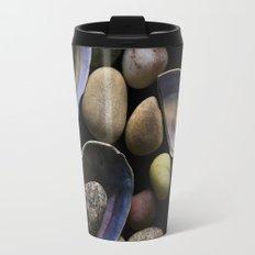 Shells and Stones May... Travel Mug