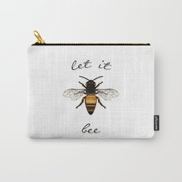 Let it Bee Carry-All Pouch