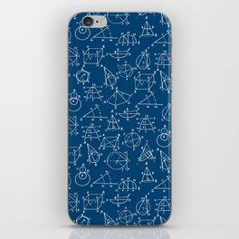 School chemical #8 iPhone Skin