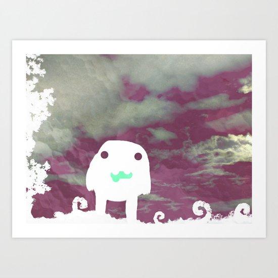 In A Dream Art Print