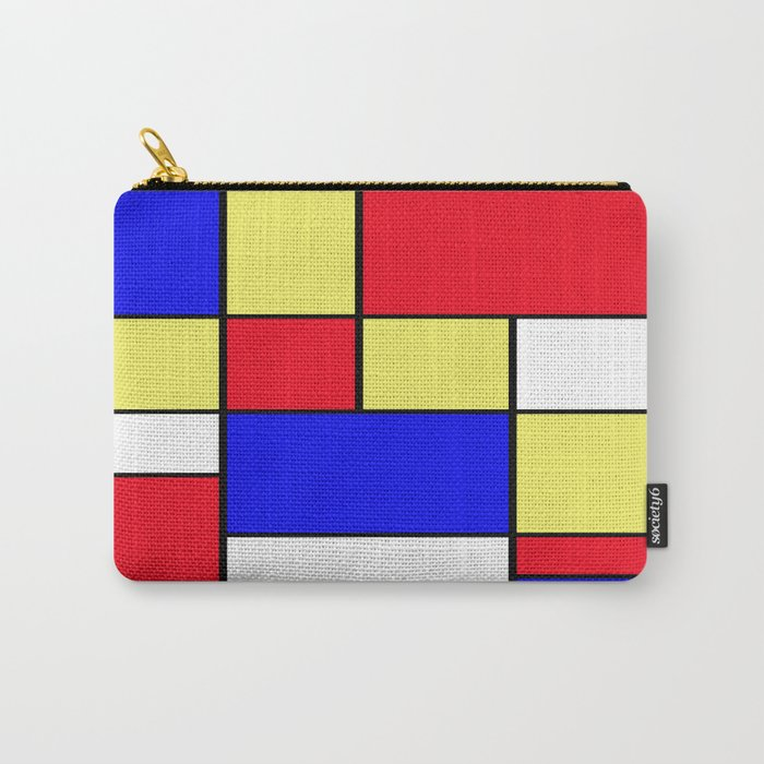 Abstract #412 Carry-All Pouch