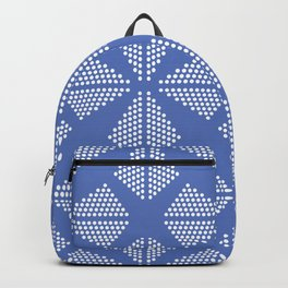 Geometric Dots Pattern Backpack
