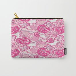Phi Mu Carry-All Pouch