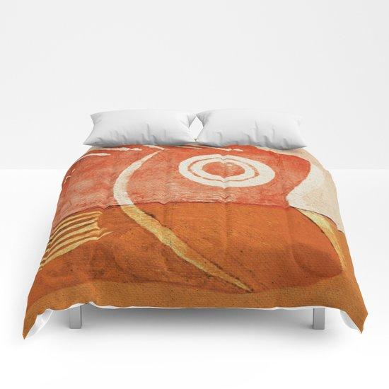 魚頭 Comforters