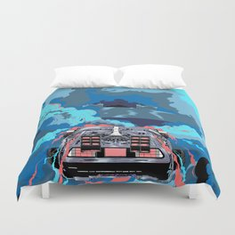 Back to the Future 2 - BTTF Duvet Cover