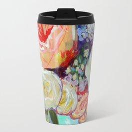 A Jar of Bright Travel Mug