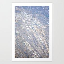GEOgraphy IV Art Print