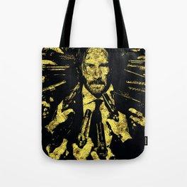 John Wick - The Legend Tote Bag