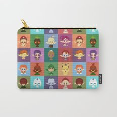 majora's mask pattern Carry-All Pouch
