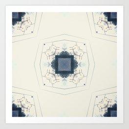 Neural  Art Print