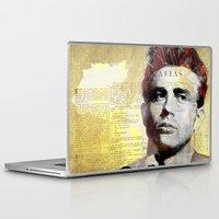 actor Laptop & iPad Skins featuring James D. by Ganech joe