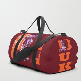 Charles Bukowski - PopART Duffle Bag