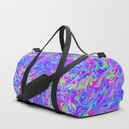 Lost in time and space Duffle Bag